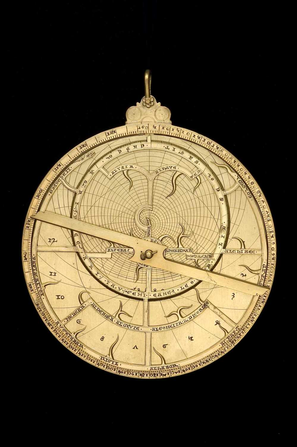 preview image for Middle Gothic Astrolabe, French?, c. 1400?