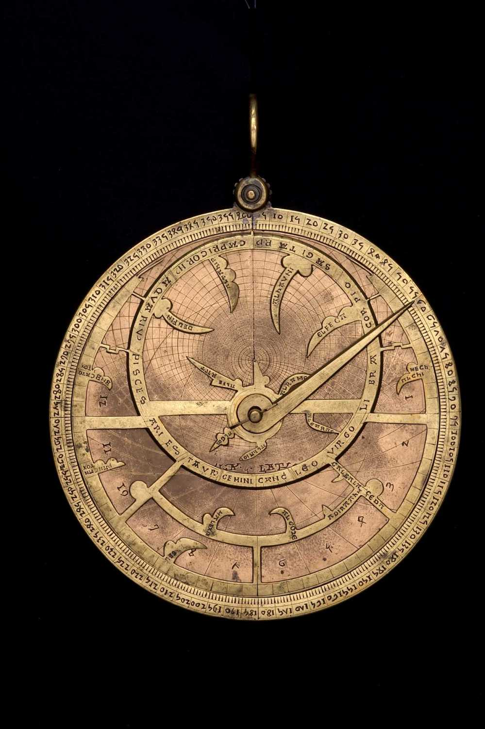 preview image for Hispano-Moorish Astrolabe, Spain?, c. 1260