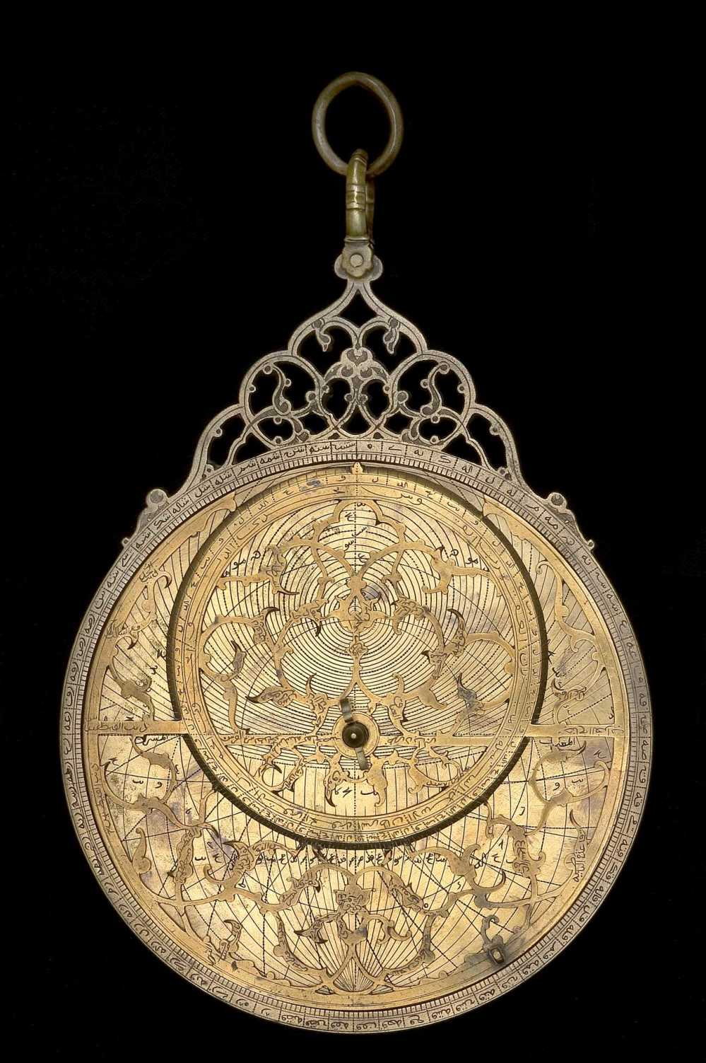 preview image for Astrolabe, by Muhammad Muqim, Lahore, 1643/4