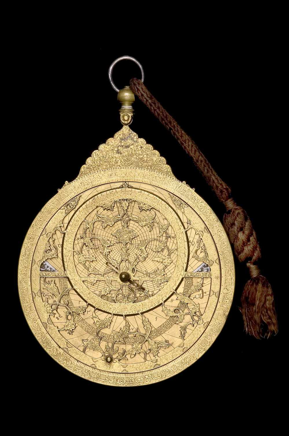 preview image for Astrolabe, by Muhammad Mahdi al-Yazdi, Persian, c. 1660