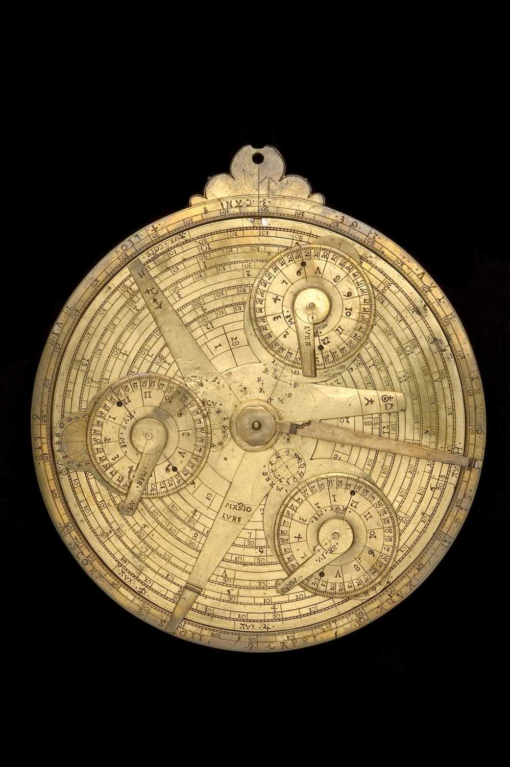 preview image for Astrolabe and Equatorium, Southern France or Northern Italy, Late 15th Century
