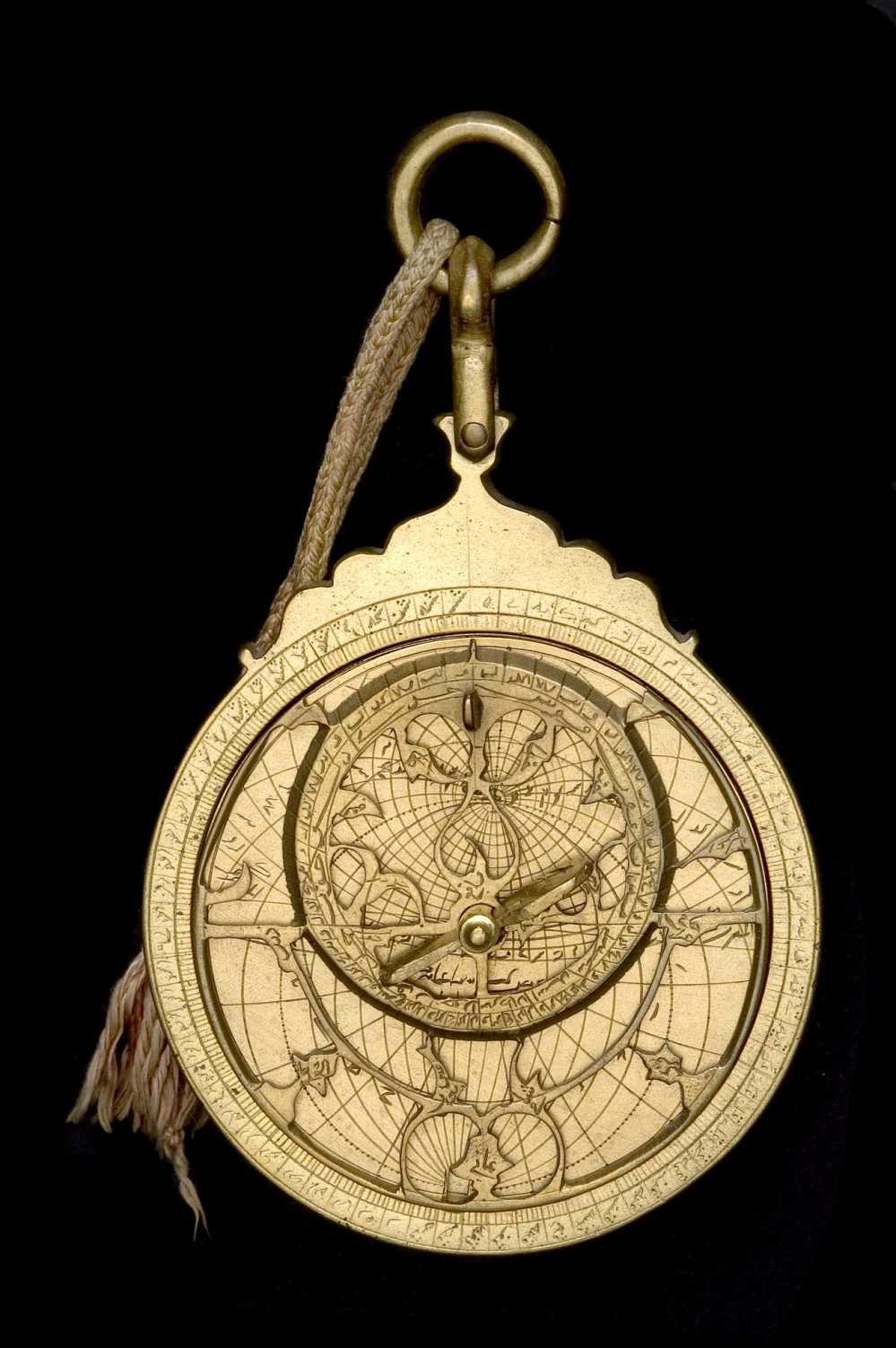 preview image for Astrolabe, Persian?, 18th Century