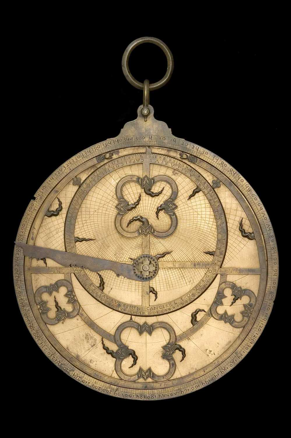 preview image for Gothic Astrolabe, Sicily?, 14th Century