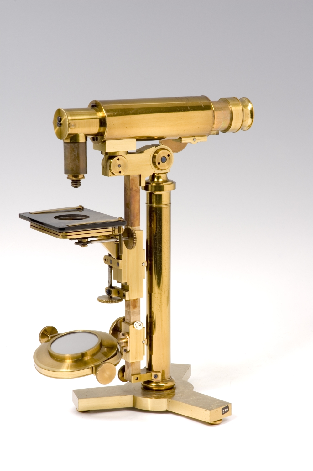 preview image for Compound Microscope with Accessories, by C. Chevalier, Paris, c. 1840-50