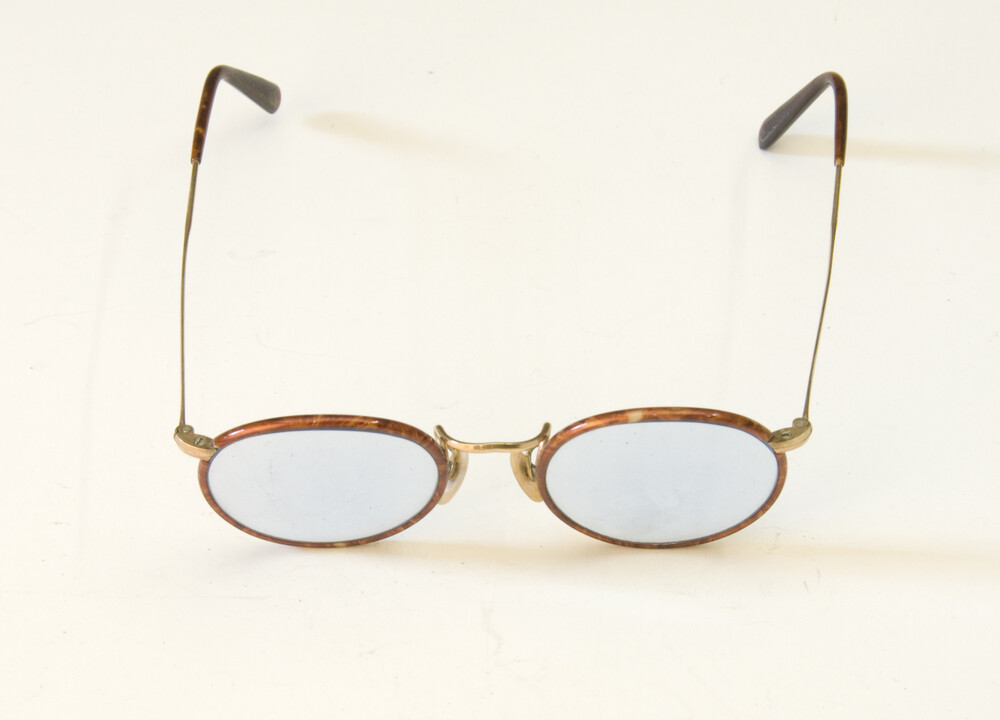 preview image for Metal Spectacles, English?, Early 20th Century
