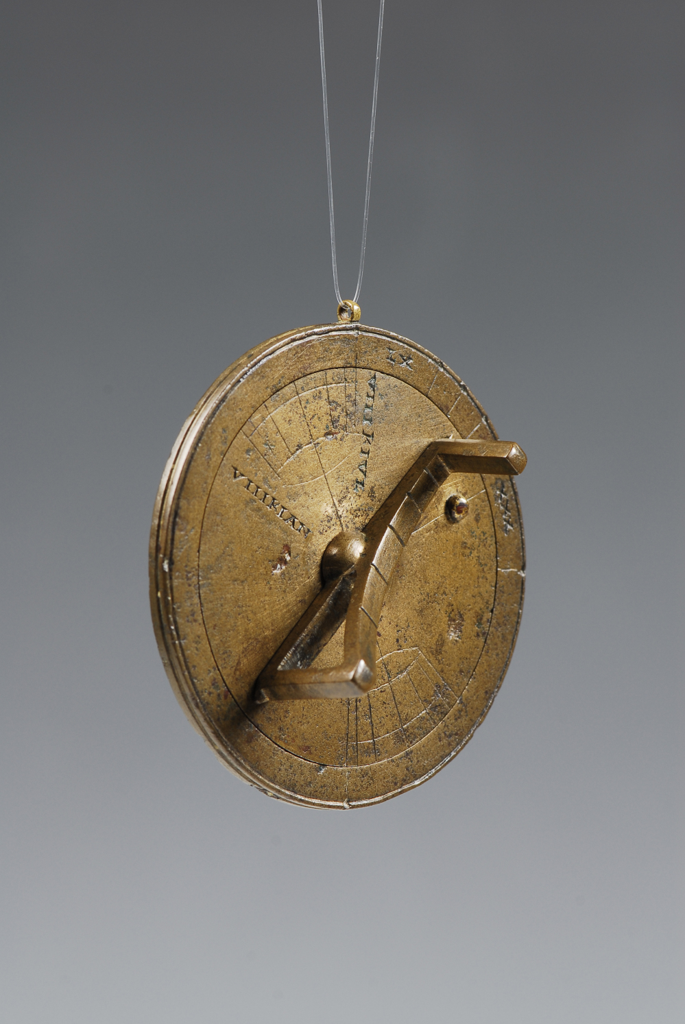preview image for Vertical Disc Dial, Roman, c. 250 A.D. ?