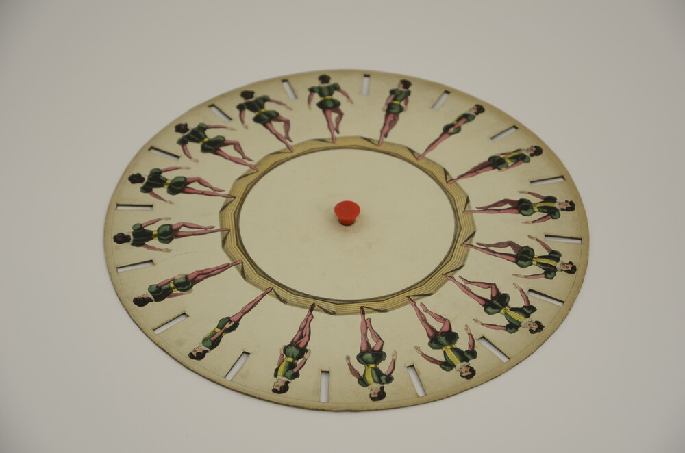 preview image for Phenakistiscope Disc, England, Mid 19th Century