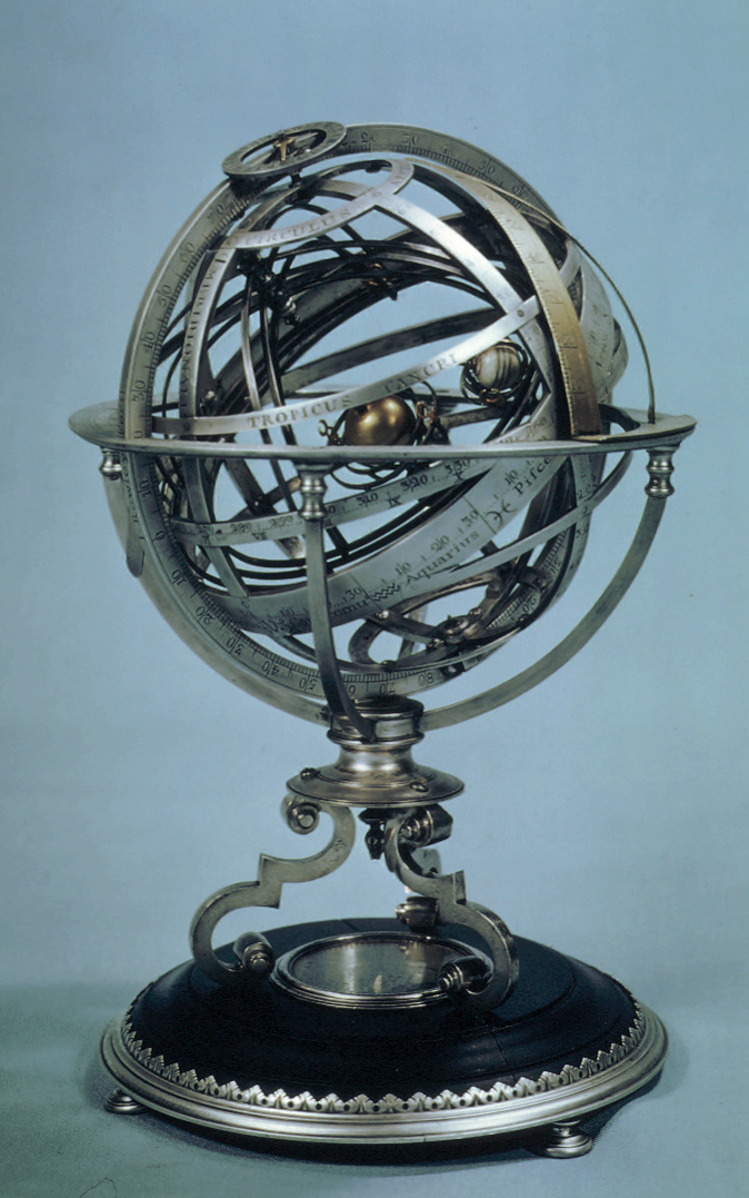 preview image for Copernican Armillary Sphere, by John Rowley, London, c. 1700