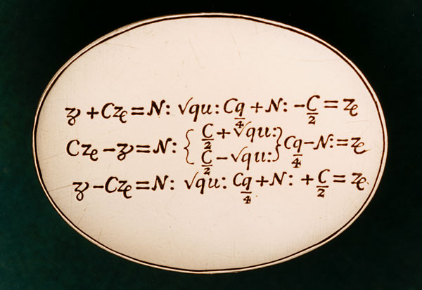 preview image for Mathematical Aide-Mémoire, English, c. 1665