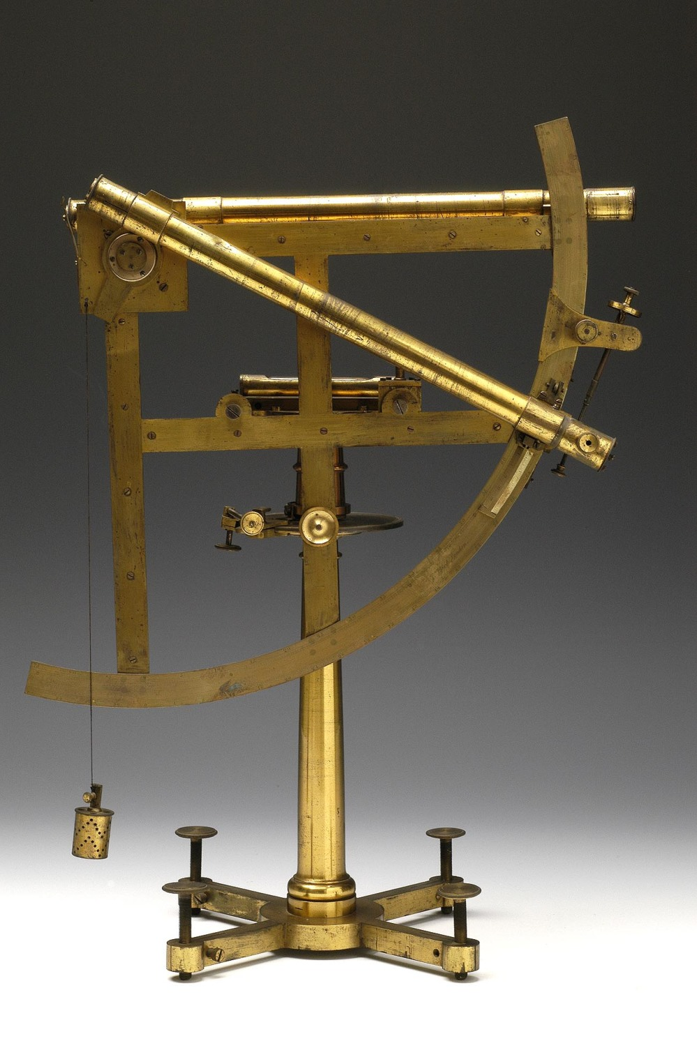 preview image for Pillar-Mounted Astronomical Quadrant, by John Bird, London, c. 1760