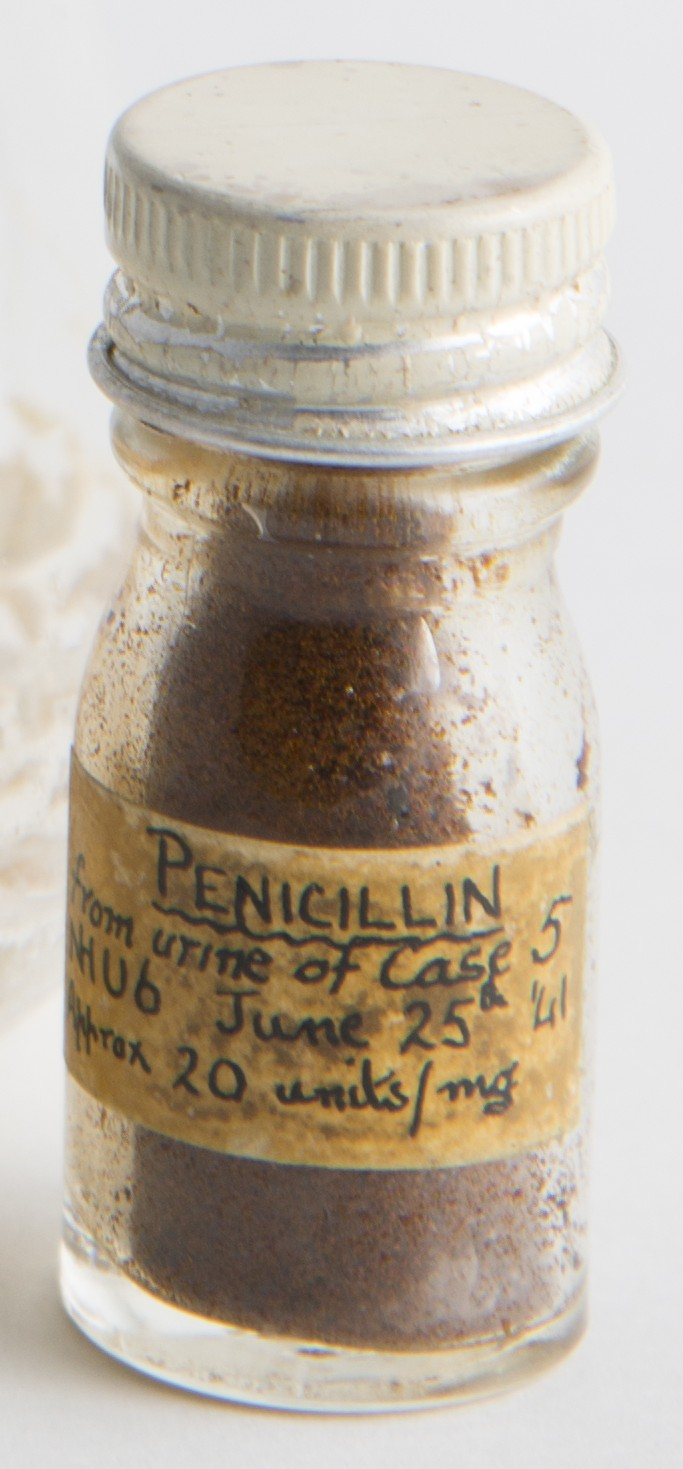 preview image for Penicillin Specimen (Recovered)