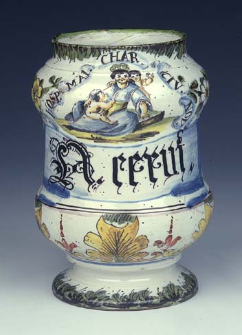 preview image for Drug Jar, Turin?, 18th Century