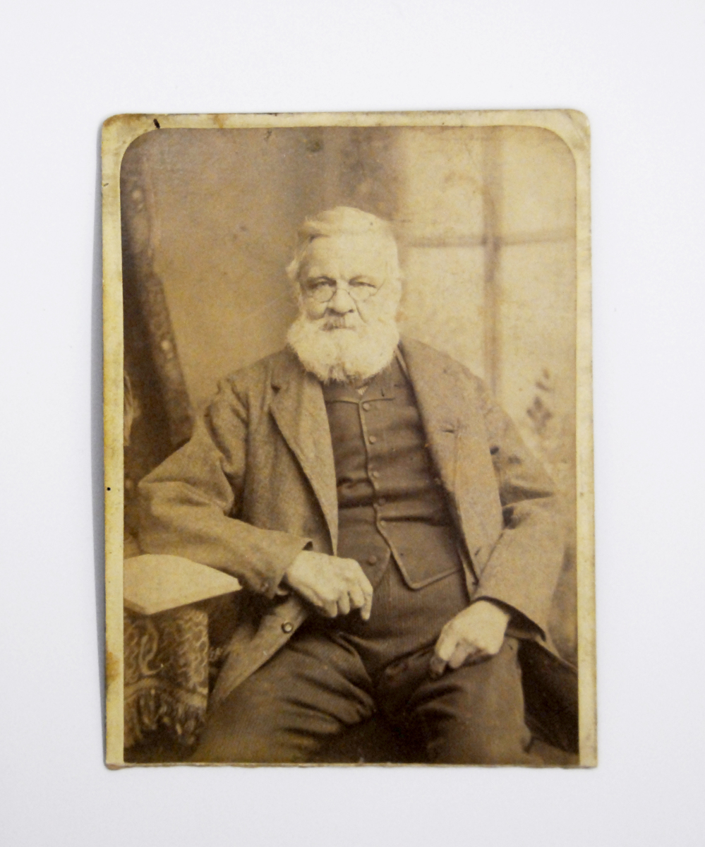 preview image for Photograph (Albumen Print, Cabinet Format) of John Thomas Norman, by W. H. Prestwich, London, 1893/94