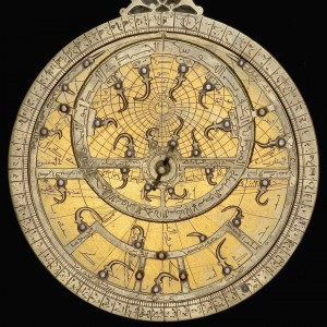 14th-century astrolabe