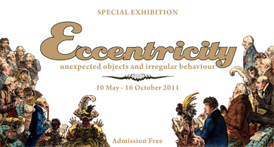 Eccentricity Special Exhibition Banner