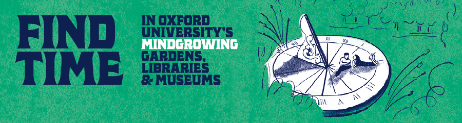 Find Time In Oxford University's Mindgrowing Gardens, Libraries & Museums