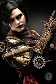 Steampunk design