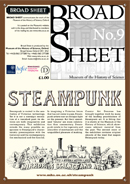 Broadsheet Issue No.9: Steampunk special